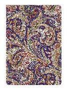 Cover-Bild zu Ladytimer Mini Paisley 2022 - Taschen-Kalender 8x11,5 cm - Muster - Weekly - 144 Seiten - Notiz-Buch - Alpha Edition