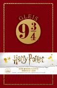 Cover-Bild zu Harry Potter: Gleis 9 ¾ Premium-Notizbuch