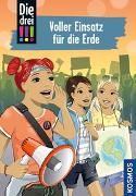 Cover-Bild zu Die drei !!!, 83, Voller Einsatz für die Erde von Vogel, Kirsten