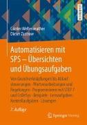 Cover-Bild zu Automatisieren mit SPS - Übersichten und Übungsaufgaben