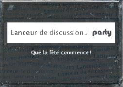 """Cover-Bild zu Lanceur de Discussion """"Party"""""""