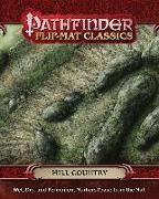 Cover-Bild zu Pathfinder Flip-Mat Classics: Hill Country