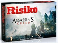 Cover-Bild zu Risiko Assassin's Creed