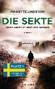 Cover-Bild zu Lindstein, Mariette: Die Sekte - Deine Angst ist erst der Anfang (eBook)