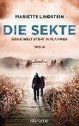 Cover-Bild zu Lindstein, Mariette: Die Sekte - Deine Welt steht in Flammen