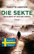 Cover-Bild zu Lindstein, Mariette: Die Sekte - Deine Angst ist erst der Anfang