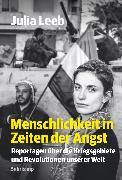 Cover-Bild zu Leeb, Julia: Menschlichkeit in Zeiten der Angst (eBook)