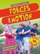 Cover-Bild zu Challoner, Jack: Forces and Motion