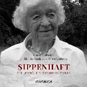 Cover-Bild zu Sippenhaft (Audio Download) von Stauffenberg, Marie Gabriele Gräfin Schenk von
