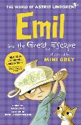 Cover-Bild zu Emil and the Great Escape von Lindgren, Astrid