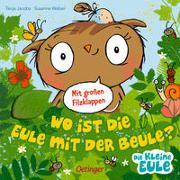 Cover-Bild zu Weber, Susanne: Wo ist die Eule mit der Beule?