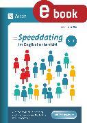Cover-Bild zu Speeddating im Englischunterricht 5-7 (eBook) von Keßler, Yvonne