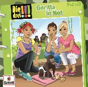 Cover-Bild zu Heger, Ann-Katrin: Gorilla in Not