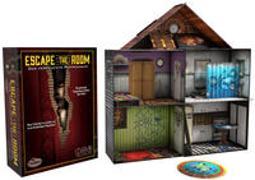 Cover-Bild zu ThinkFun - 76371 - Escape the Room - Das verfluchte Puppenhaus, die Exit-Erfahrung für zuhause! Das Party-Event, nicht unbedingt für die jüngsten Familienmitglieder, leichter Gruselfaktor inklusive!