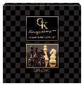 Cover-Bild zu KASPAROV Grandmaster Chess Set FSC