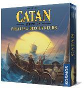 Cover-Bild zu CATAN Pirates & Découv. ext. 2-4