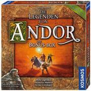 Cover-Bild zu Die Legenden von Andor - Die Bonus-Box