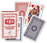 Cover-Bild zu Bridge 595/ SF. Playing Cards
