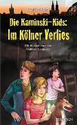 Cover-Bild zu Die Kaminski-Kids: Im Kölner Verlies
