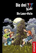 Cover-Bild zu Die drei ??? Kids, 72, Die Laser-Falle von Pfeiffer, Boris