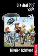 Cover-Bild zu Die drei ??? Kids, 65, Mission Goldhund von Blanck, Ulf