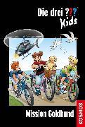 Cover-Bild zu Die drei ??? Kids, 65, Mission Goldhund (drei Fragezeichen Kids) (eBook) von Blanck, Ulf