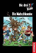 Cover-Bild zu Die drei ??? Kids, Die Matschbombe (drei Fragezeichen Kids) (eBook) von Dittert, Christoph
