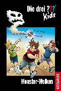 Cover-Bild zu Die drei ??? Kids 63. Monster-Wolken (drei Fragezeichen Kids) (eBook) von Pfeiffer, Boris