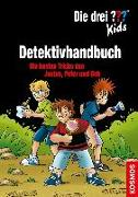 Cover-Bild zu Die drei ??? Kids, Detektivhandbuch von Blanck, Ulf