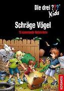 Cover-Bild zu Die drei ??? Kids, Schräge Vögel von Blanck, Ulf