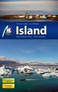 Cover-Bild zu Island Reiseführer Michael Müller Verlag von Willhardt, Jens