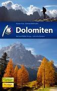 Cover-Bild zu Dolomiten Reiseführer Michael Müller Verlag von Höllhuber, Dietrich