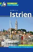 Cover-Bild zu Istrien Reiseführer Michael Müller Verlag (eBook) von Marr-Bieger, Lore