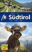Cover-Bild zu Südtirol Reiseführer Michael Müller Verlag von Höllhuber, Dietrich