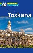 Cover-Bild zu Toskana Reiseführer Michael Müller Verlag (eBook) von Müller, Michael