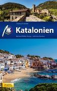 Cover-Bild zu Katalonien Reiseführer Michael Müller Verlag von Schröder, Thomas