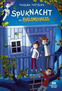 Cover-Bild zu Matysiak, Mascha: Spuknacht im Baumhaus