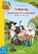 Cover-Bild zu Matysiak, Mascha: Der kleine Fuchs liest vor. Fröhliche Bauernhof-Geschichten (eBook)