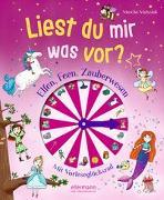Cover-Bild zu Matysiak, Mascha: Liest du mir was vor? Elfen, Feen, Zauberwesen