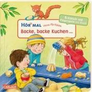 Cover-Bild zu diverse: Hör mal: Verse für Kleine: Backe, backe Kuchen
