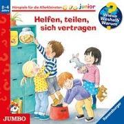 Cover-Bild zu Rübel, Doris: Wieso? Weshalb? Warum? junior. Helfen, teilen, sich vertragen