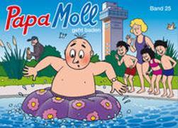 Cover-Bild zu Papa Moll geht baden