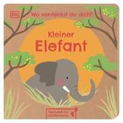 Cover-Bild zu Wo versteckst du dich? Kleiner Elefant
