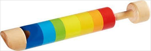 Cover-Bild zu Kolbenflöte farbig