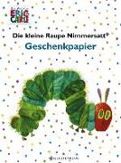 Cover-Bild zu Die kleine Raupe Nimmersatt Geschenkpapier-Heft von Carle, Eric (Illustr.)
