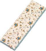 Cover-Bild zu Gefährlich schön Bleistifte in Geschenkschachtel - Motiv Blaue Rose von Schöll, Stephan (Gestaltet)
