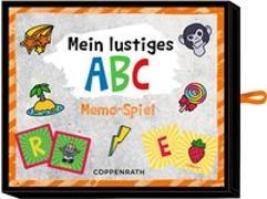 Cover-Bild zu Memo-Spiel - Funny Patches - Mein lustiges ABC von Möller, Felix (Illustr.)