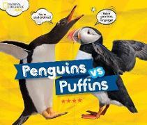 Cover-Bild zu Penguins vs. Puffins von Beer, Julie