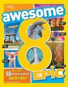 Cover-Bild zu Awesome 8 Epic von Harris, Michelle