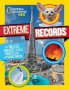 Cover-Bild zu National Geographic Kids Extreme Records von Harris, Michelle